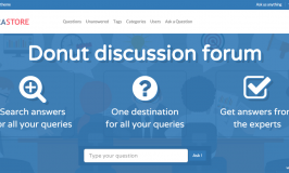 Donut Modern and Responsive Theme